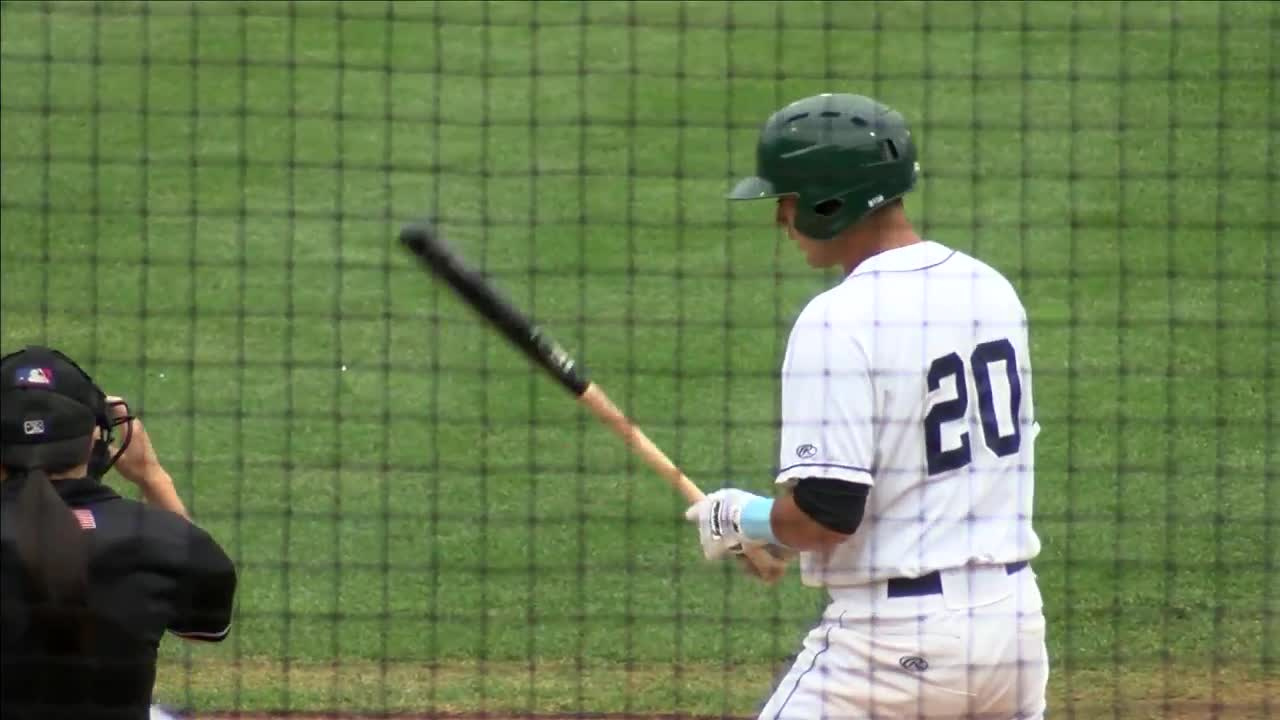 TinCaps end first half with walkoff win over Captains