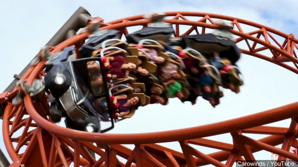 It's National Roller Coster Day Friday - WPTA