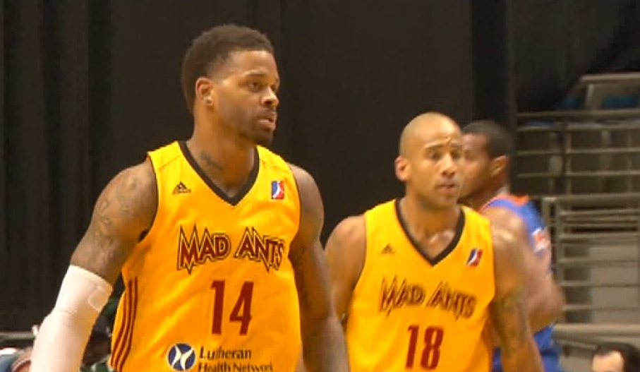 Report: Former Mad Ants standout killed in Texas shooting