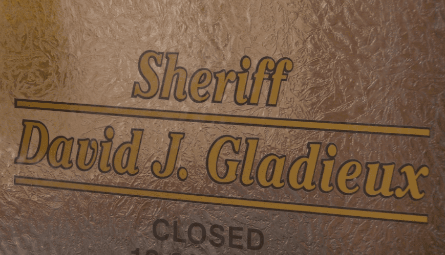 Locals react to charges against Sheriff Gladieux