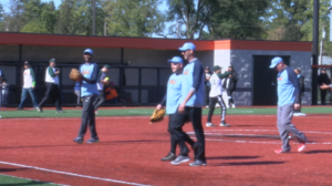 Fundraising Game between CASS Housing and Habitat For Humanity
