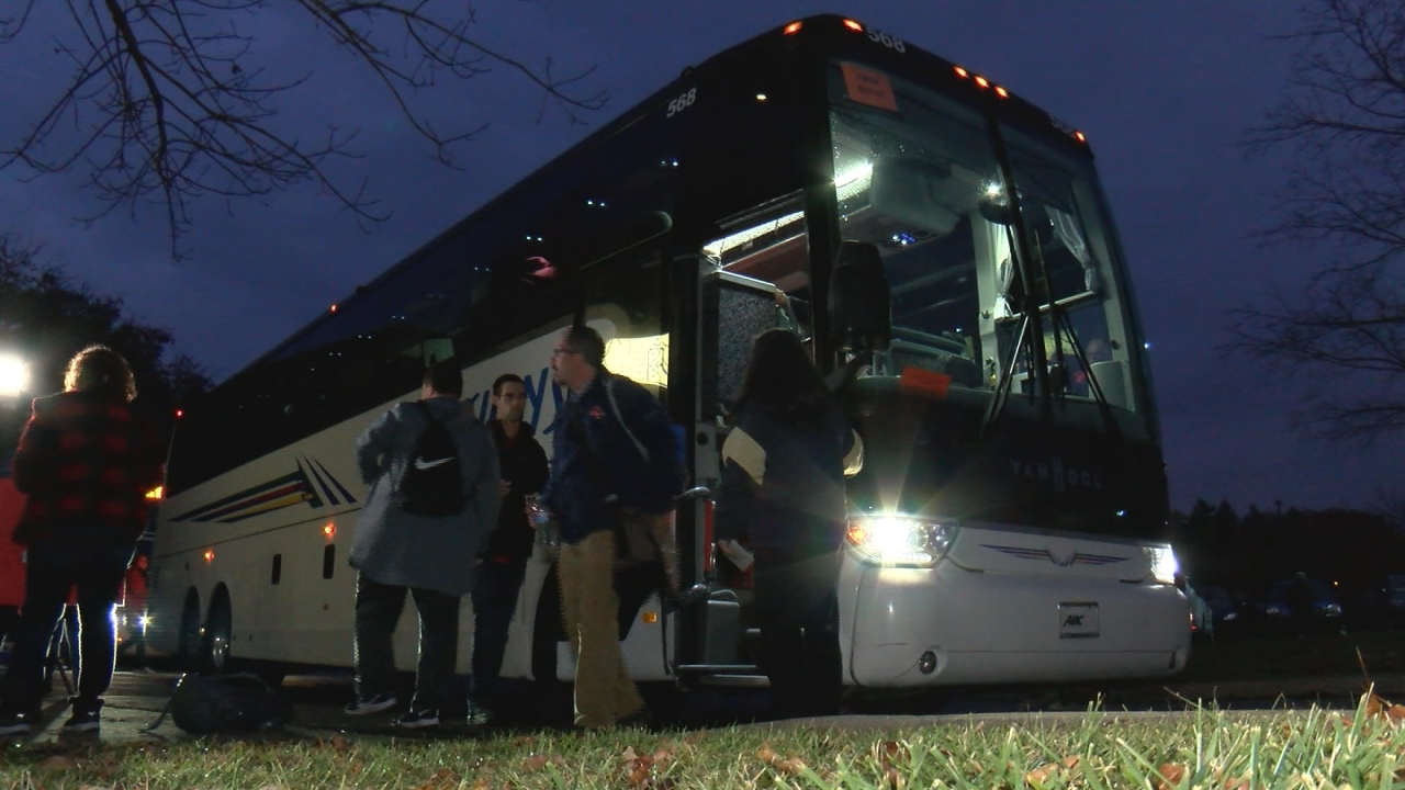 'Today was just the beginning': Fort Wayne teachers return from rallying in Indy