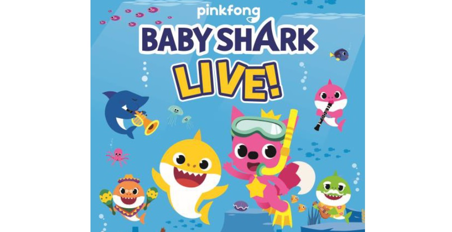 Family-focused 'Baby Shark' show added to Embassy spring schedule