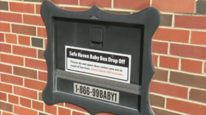 Picture of Safe Haven Baby Box