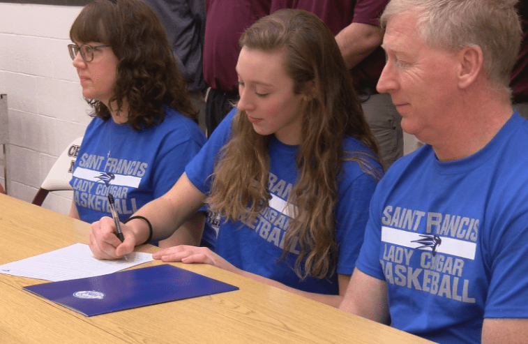 Leatherman Signs to USF