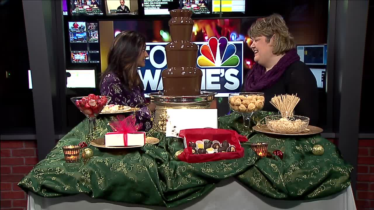 Fort Wayne Chocolate Fountain offers variety of holiday boxes