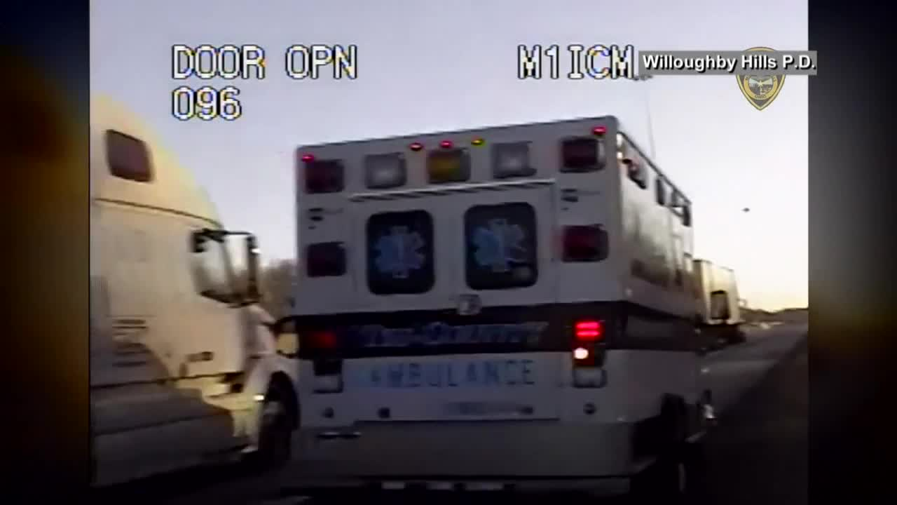 Ohio Woman Accused Of Stealing An Ambulance After She Couldn T Find