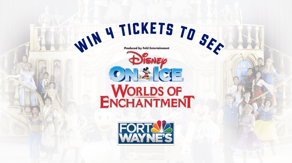 Official rules for Disney on Ice Giveaway