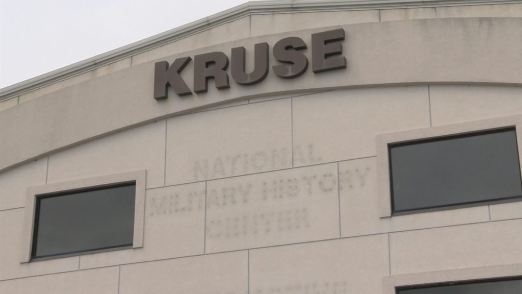 Man worried Kruse military museum lost his family's WWII