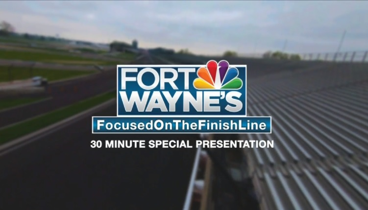 Focused on the Finish Line: Watch Fort Wayne's NBC racing special
