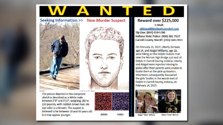 eBay seller sends Delphi murder suspect flyer in every package