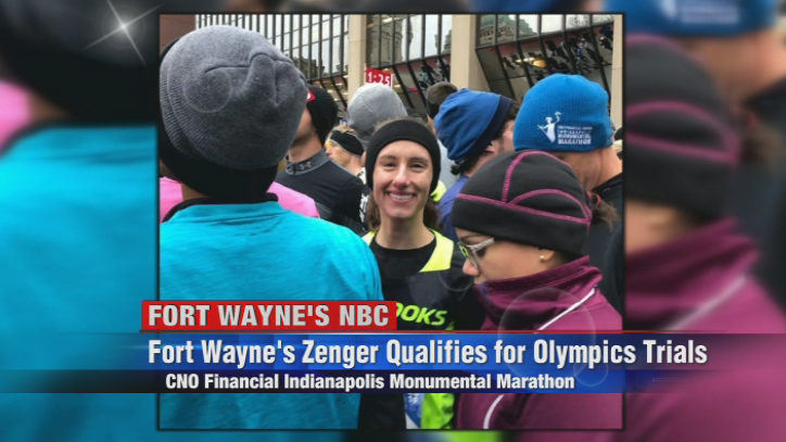 Blackhawk grad Zenger preparing for Olympic Marathon Trials - Fort Wayne's NBC
