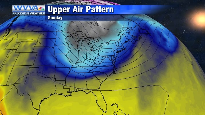More cold weather ahead….