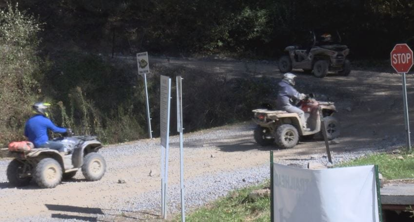 Pocahontas Trail System relocating in Mercer County