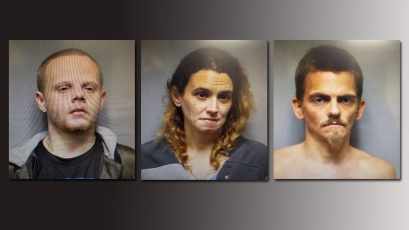 Suspects in 3 separate burglaries stopped by homeowners - WVVA