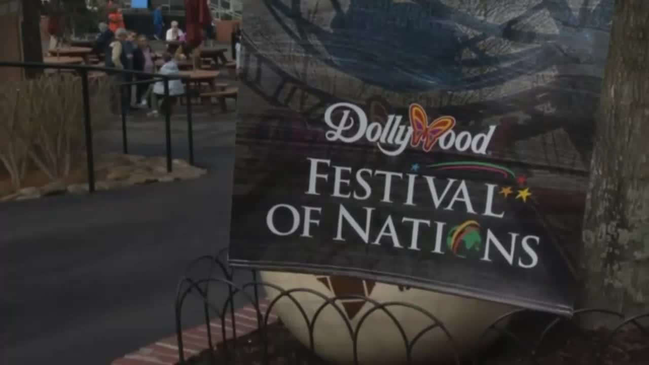 Dollywood kicks off its Festival of Nations