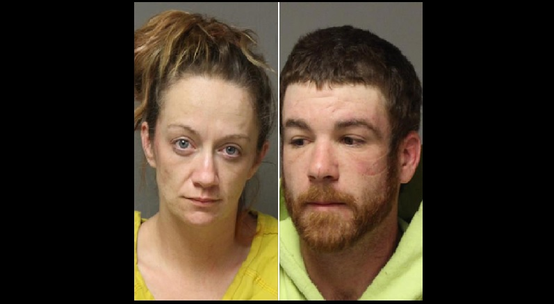 2 arrested in Giles County on methamphetamine charges