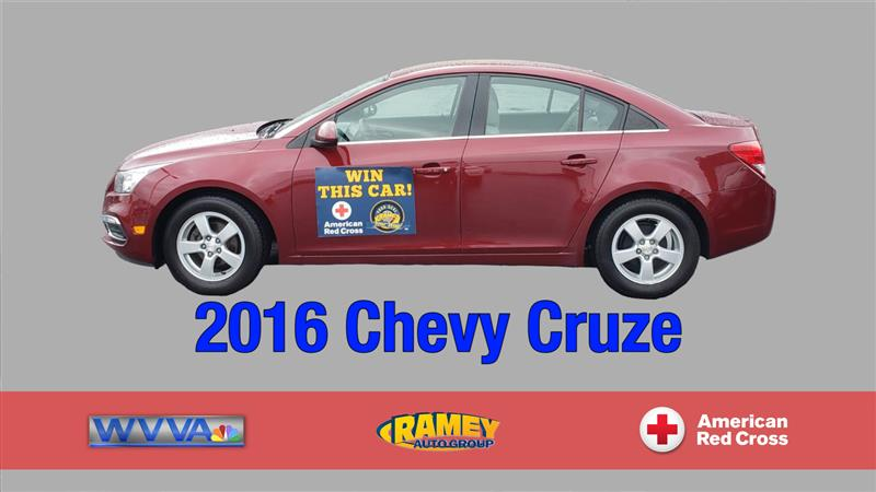 Ramey/ Red Cross Drives of the Week