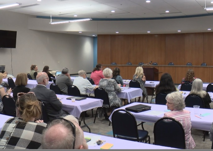 Meet the candidates forum held for local municipalities