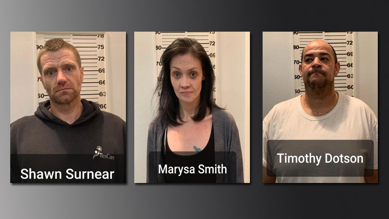 3 arrested on drug charges in Fayette County - WVVA