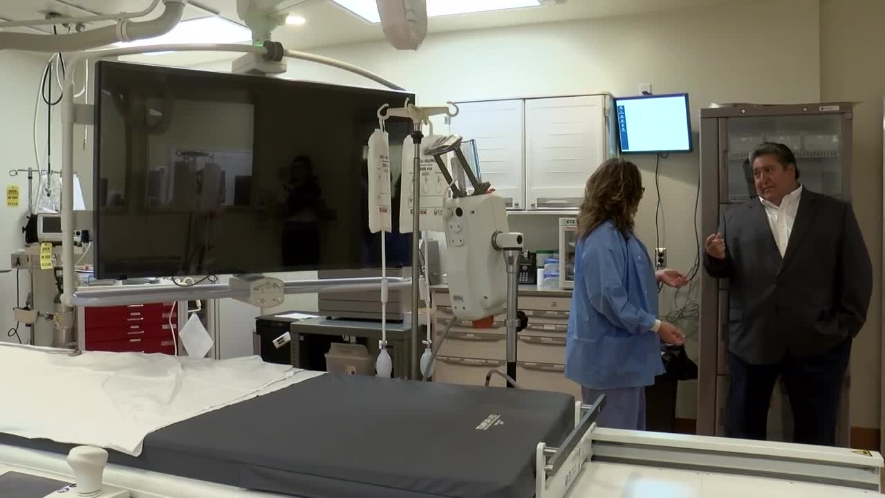 Beckley ARH Hospital adds new advancements to save patients suffering heart attacks