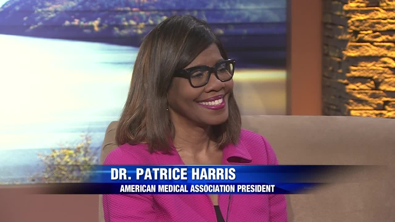 Interview @ Noon: One on One with Dr. Patrice Harris