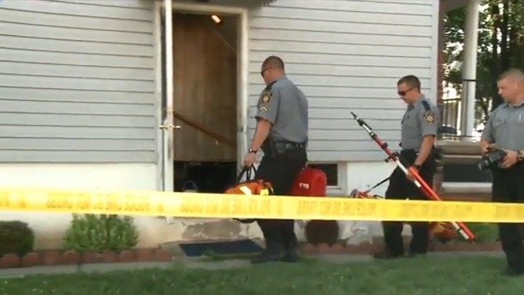 Deaths Of Father, Son Ruled Murder Suicide
