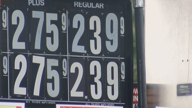 Low Gas Prices >> Low Gas Prices Make Holiday Travel A Little More Affordable Wbng