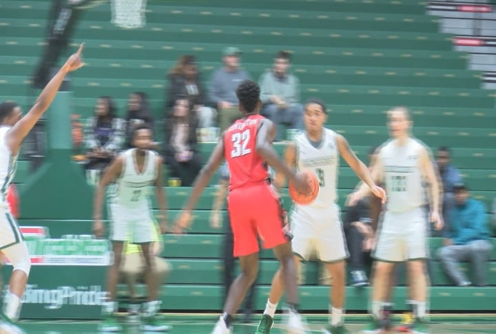 Binghamton falls to Youngstown State