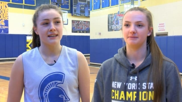The L'Amoreaux sisters – 12 Sports Athletes of the Week