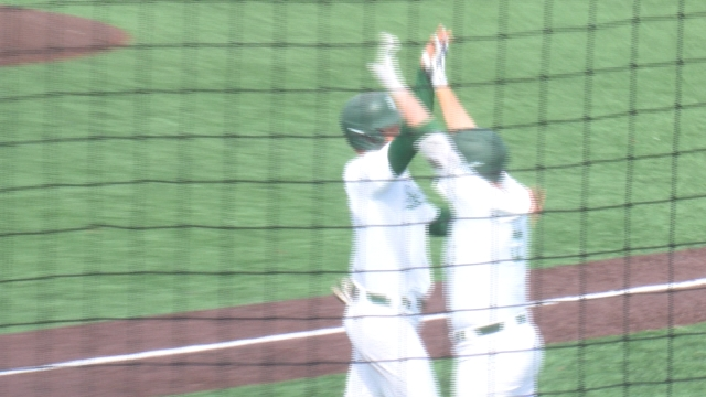 Binghamton splits doubleheader with Maine