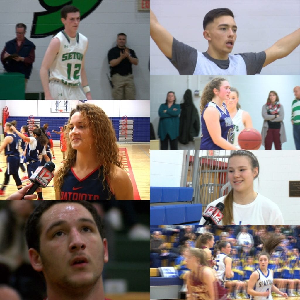 12 Sports Athlete of the Week – Section IV hoops look back