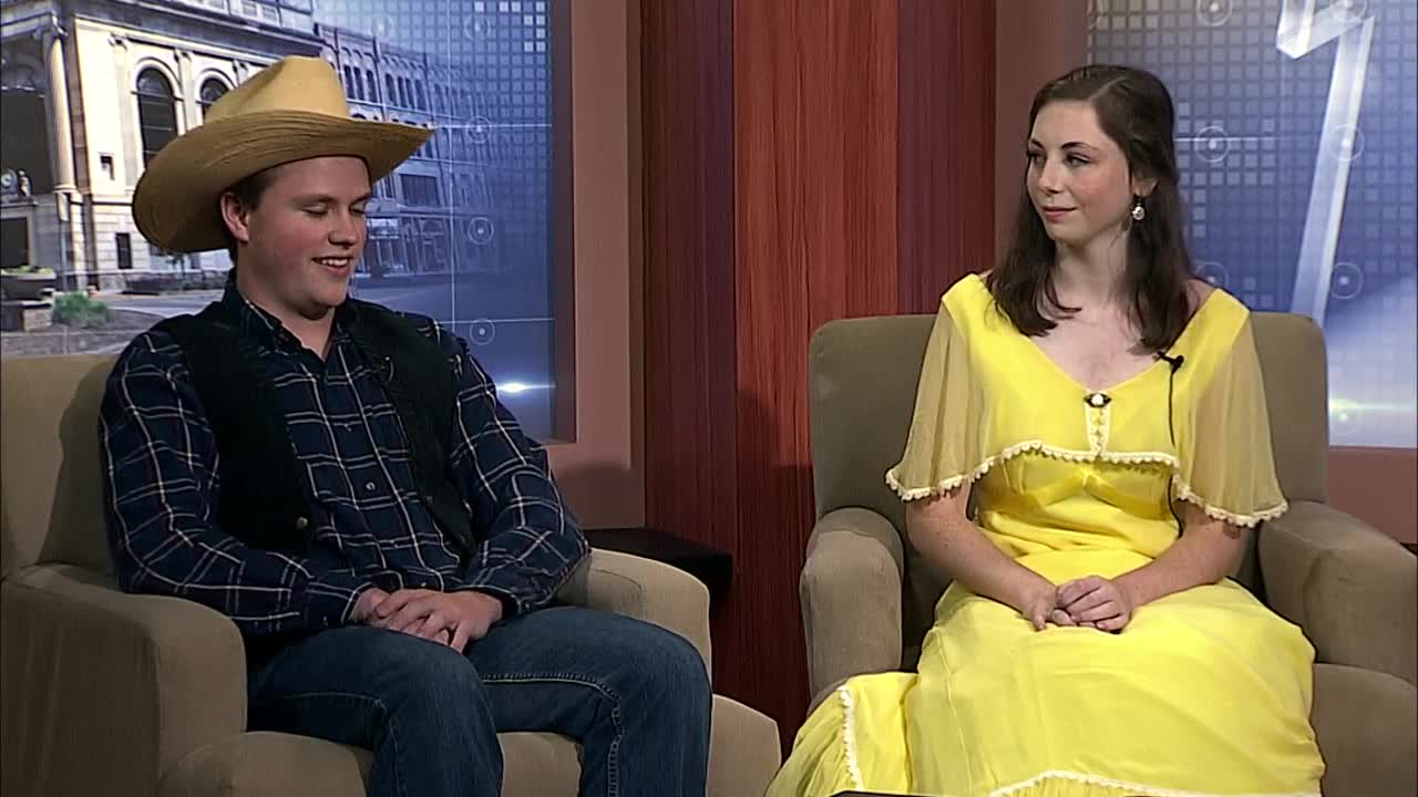 """Norwich Theater Company presenting Rodgers and Hammerstein's musical, """"Oklahoma!"""""""