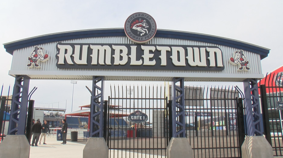 Take me out to the… vaccine pod? Binghamton Rumble Ponies to offer J&J vaccine before home games