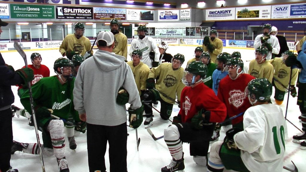Wilderness opens up regular season at NAHL showcase