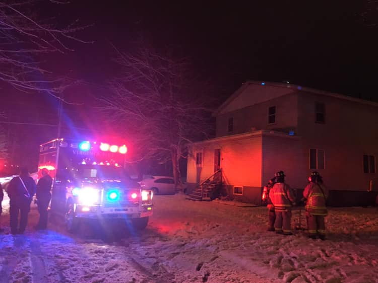 Carbon Monoxide prompts apartment evacuation in Virginia