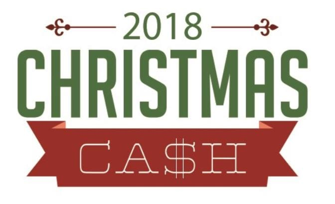 Christmas Cash Contest Entry and Rules