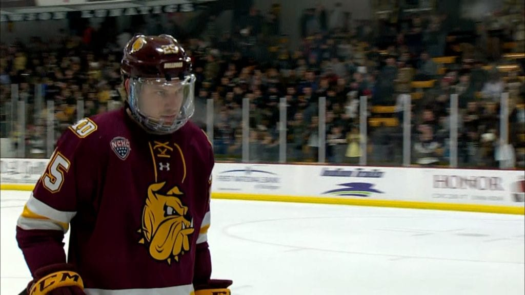 #4 UMD loses a heart breaker to Western Michigan