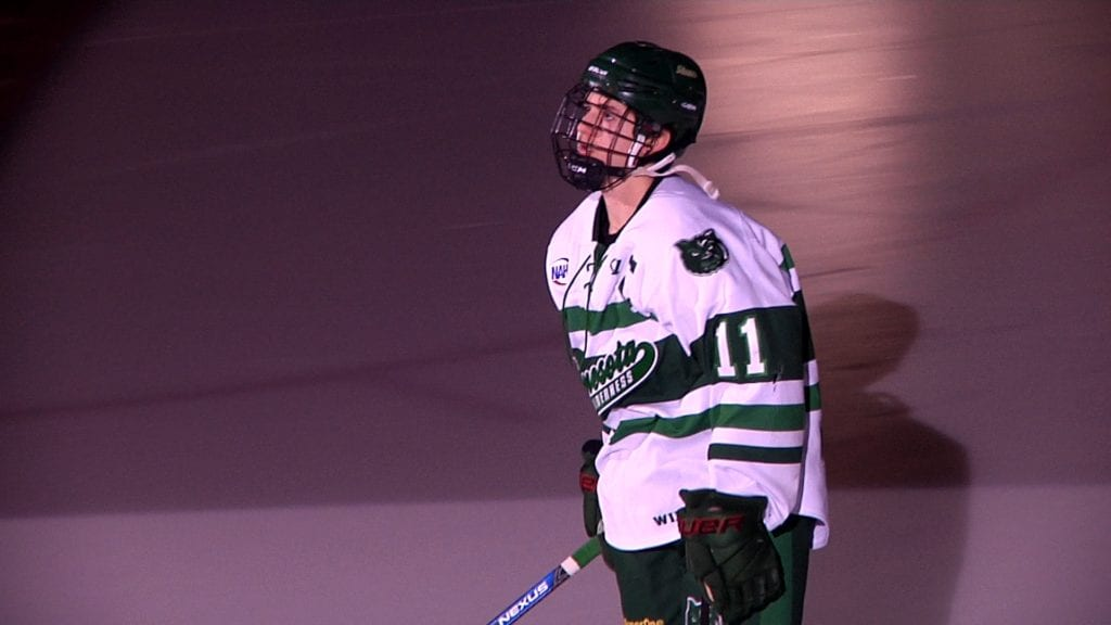 Wilderness Captain Luke Dow becomes the All-Time Points Leader