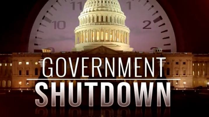 Impact of government shutdown on Indian Country