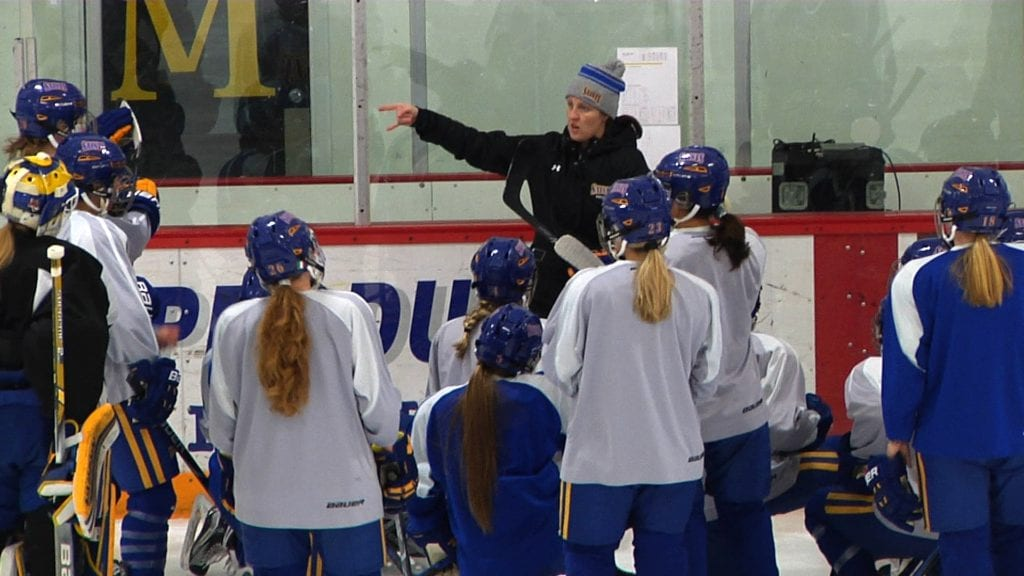 St. Scholastica women look to re-write earlier loss to open playoffs
