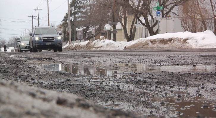#MNpotholes: Gov. Walz wants you to share your pothole nightmare stories