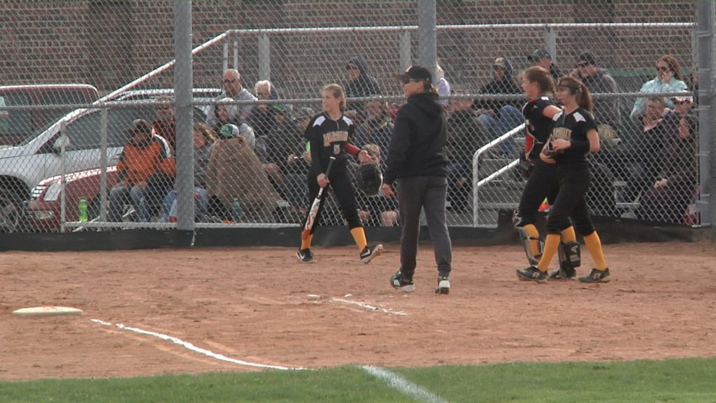 Duluth Marshall holds off Greenway to advance in the 7AA Sectional Softball Tournament