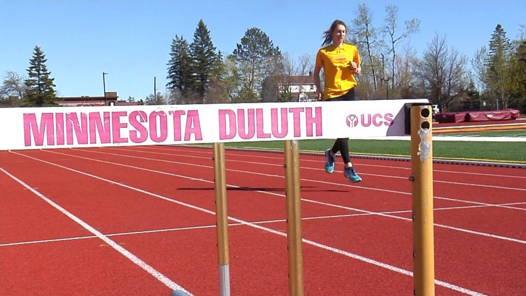 Kohlwey, Reindl prepares for the NCAA Outdoor Championships