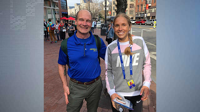 2020 Olympic hopeful, pro runner hosts meet-and-greet before half marathon
