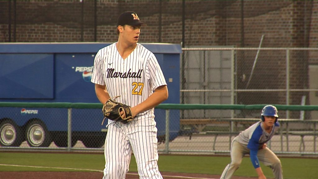 Duluth Marshall's Ben Pedersen Drafted By Baltimore