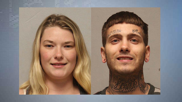 2 arrested following meth, cocaine bust, officer injured