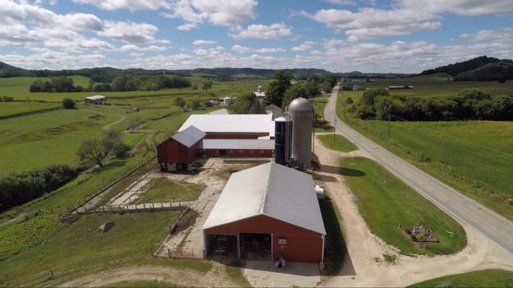 Dairy farmers find new purpose