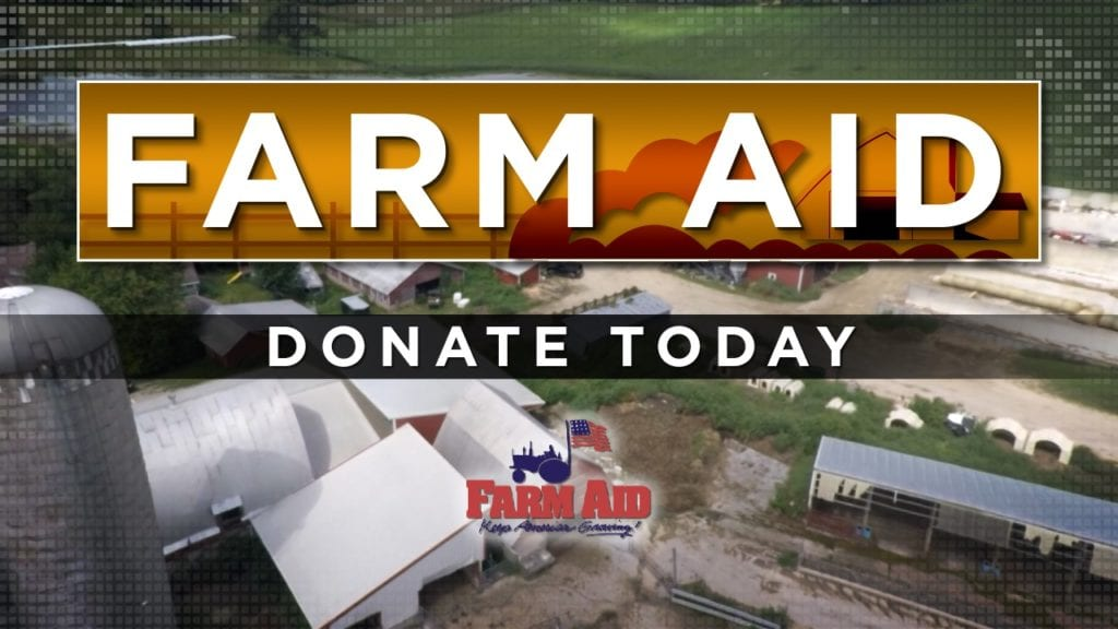 Support our family farmers by making a donation: www.farmaid.org/wisfarm
