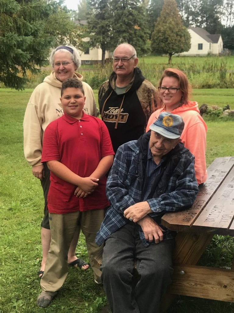 Community gives back to Veteran who lost something precious